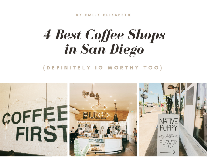 The Best Coffee Spots in San Diego