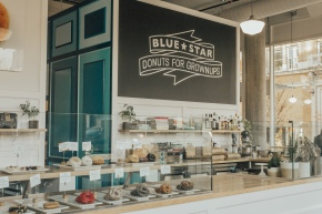 Blue Star Donut